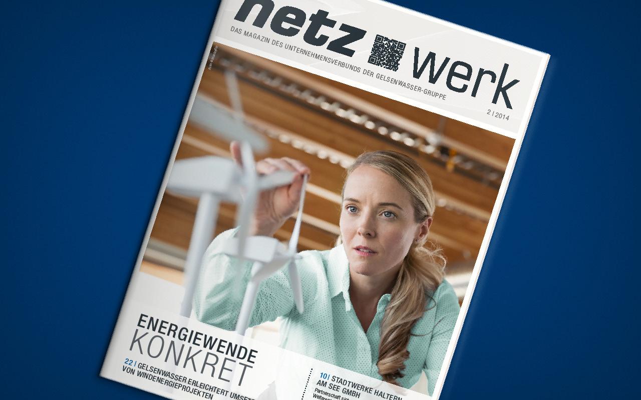 Geschützt: Gelsenwasser AG | Netz.Werk | Relaunch