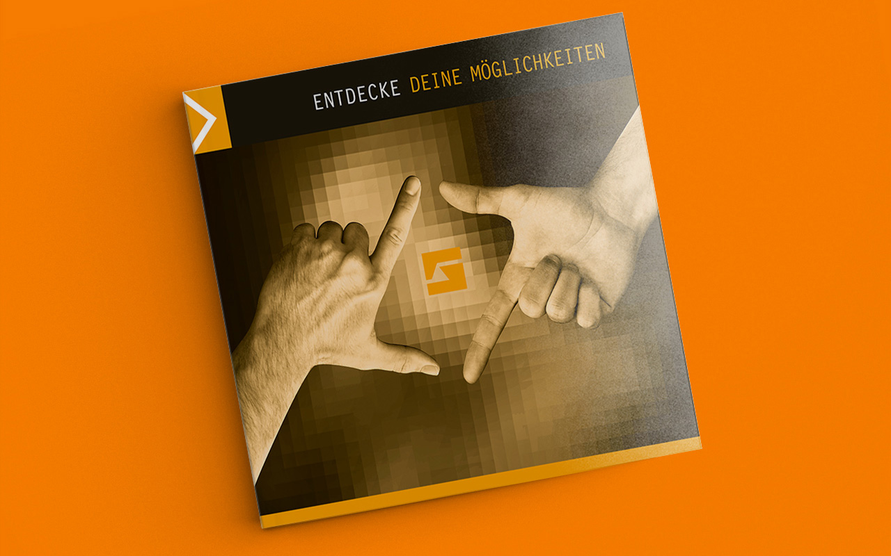 Sutter Telefonbuchverlag | Azubi-Imagebrochüre