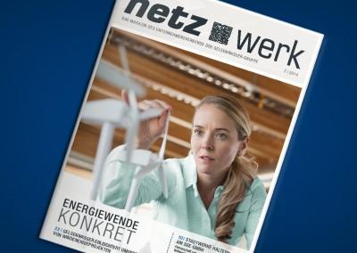 Geschützt: Gelsenwasser AG   Netz.Werk   Relaunch