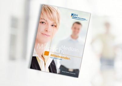 KRH | Geschäftsbericht