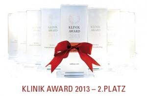 KRH-GB-klinik-award-2-Platz