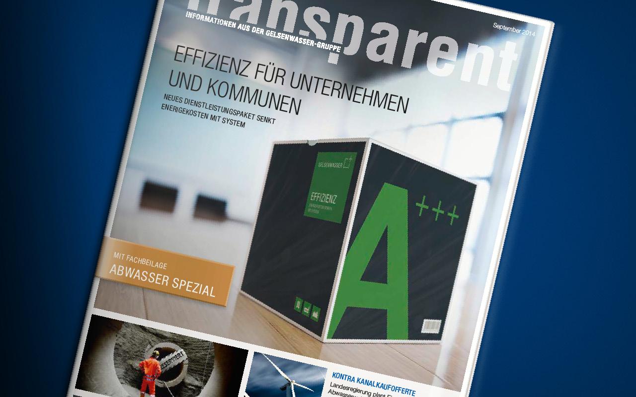 Gelsenwasser AG | Transparent