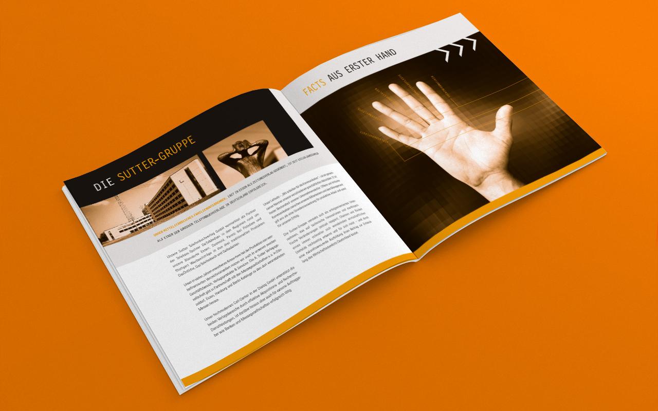 Sutter | Azubi-Broschüre