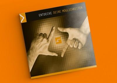 Sutter Telefonbuchverlag   Azubi-Imagebrochüre