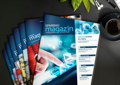 Spar- & Bauverein Dortmund | Kunden-Magazin