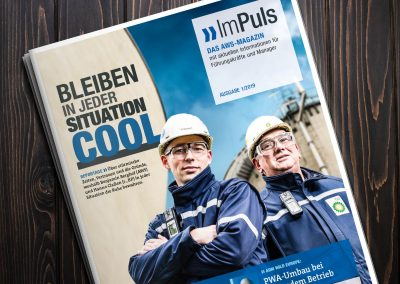 Geschützt: Gelsenwasser | ImPuls – B2B Kundenmagazin